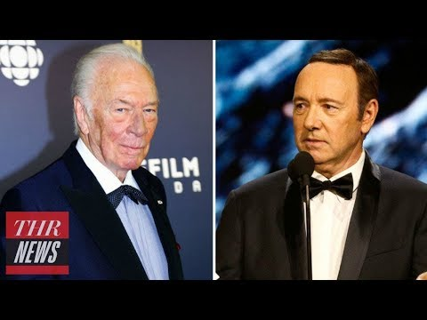 Kevin Spacey Replaced by Christopher Plummer in 'All the Money in the World' | THR News