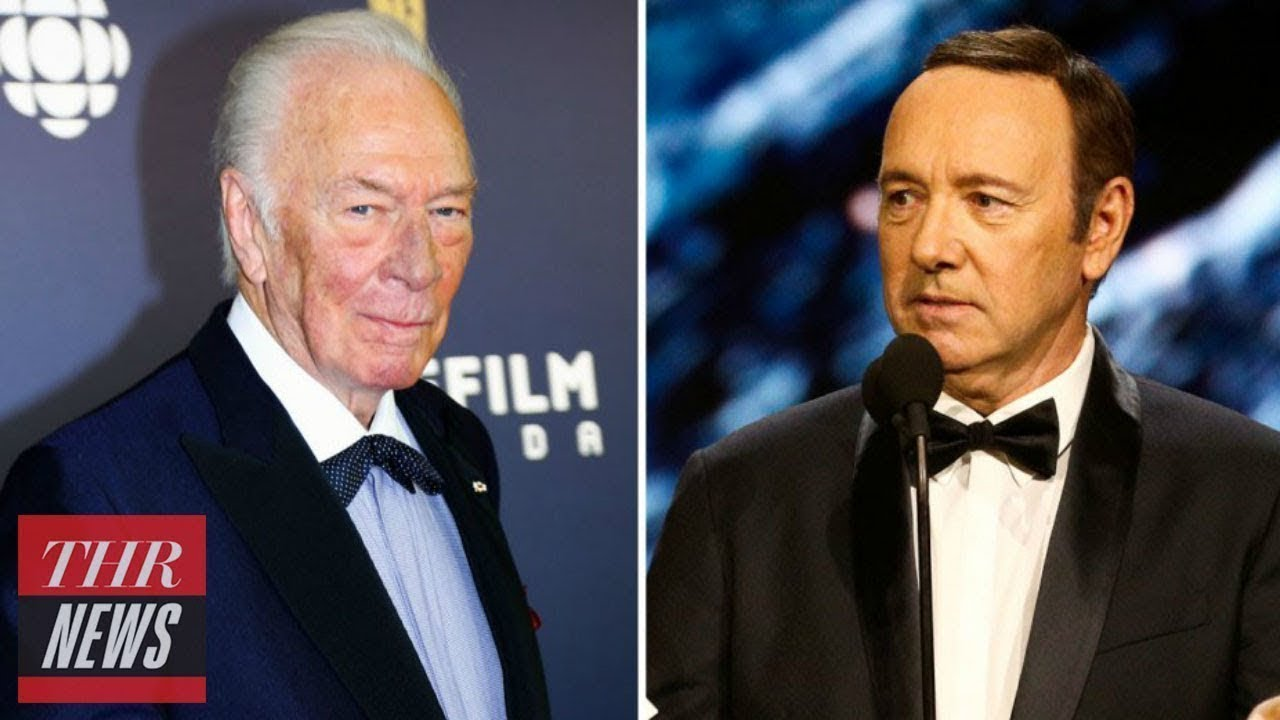 Christopher Plummer replaced Kevin Spacey in 'All the Money in the World ...
