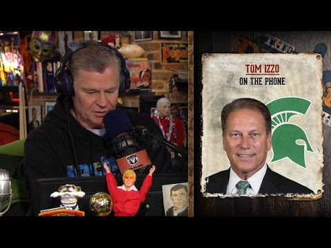 Tom Izzo on The Dan Patrick Show (Full Interview) 03/30/2015