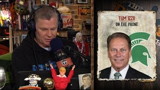 Tom Izzo on The Dan Patrick Show (Full Interview) 03/30/2015