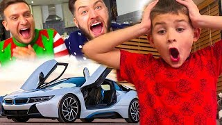 BUYING 6 YEAR OLD FIRST CAR FOR XMAS!!!