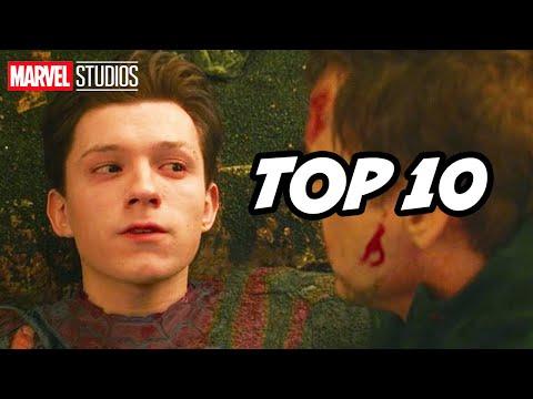 Avengers Infinity War TOP 10 WTF Questions - Hawkeye, Infinity War Ending