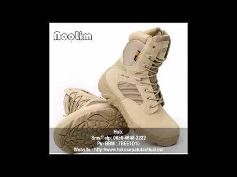 ciri sepatu delta original