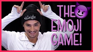Maluma's Pretty Boy Dirty Boy Emoji Faces!