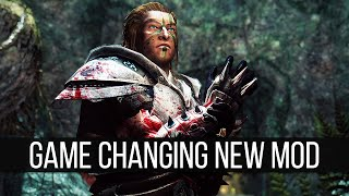 This Mod May Get You To Reinstall Skyrim, but it's Controversial