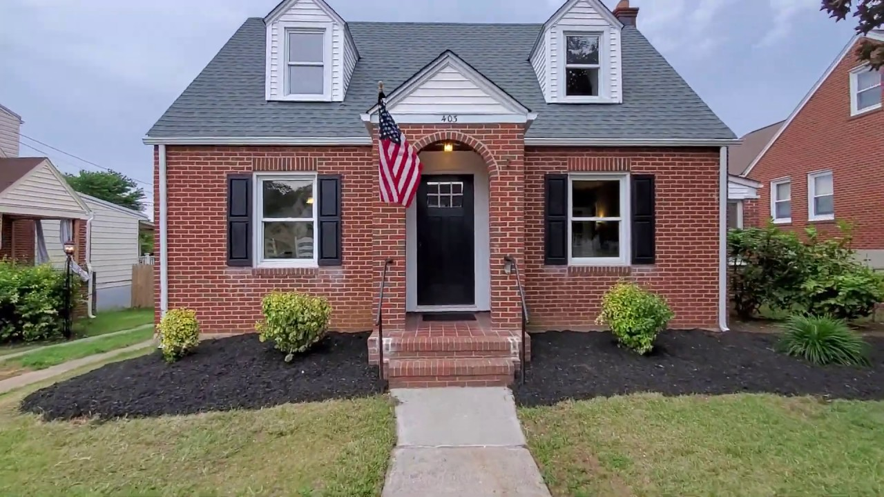 403 S Tennesse Ave Martinsburg WV 25401 -Bill Kenny Listing agent