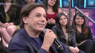 Tom Cavalcante faz imitações no programa Altas Horas