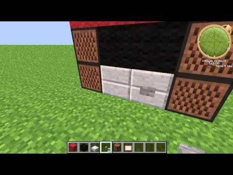tuto faire une t l qui fonctionne dans minecraft un. Black Bedroom Furniture Sets. Home Design Ideas