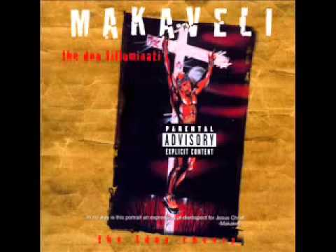 2pac - Krazy (Tupac Makaveli The Don Killuminati 7 Day Theory Track 8)