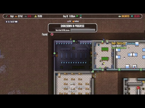 prison architect how to get money