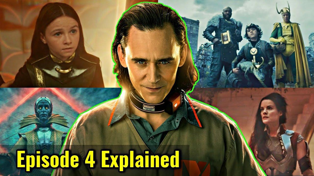 Download Loki Episode 4 Explained In HINDI | Loki Series Story In HINDI | Loki Series Episode 4 In HINDI