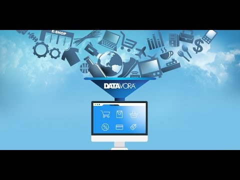 DATAVORA : Monitoring the e-commerce supply, every hour, every day !