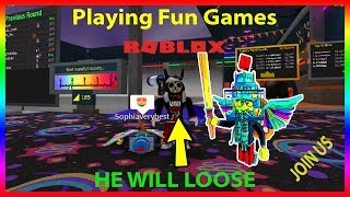 Build A Boat - Adopt Me - Robloxian Highschool & More - ROBLOX LIVE STREAM