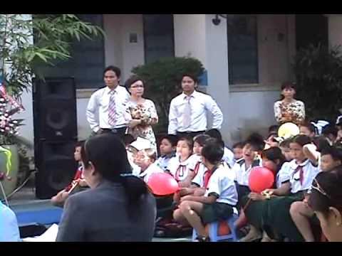 Trường Tiểu học Lương Thế Vinh Quận 1