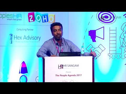 A Man For All Seasons at The People Agenda 2017 : Start- Up Stories - Inspiringly Yours