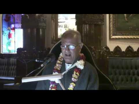 Lecture - Nityananda Prabhu - Nityananda's Appearance day