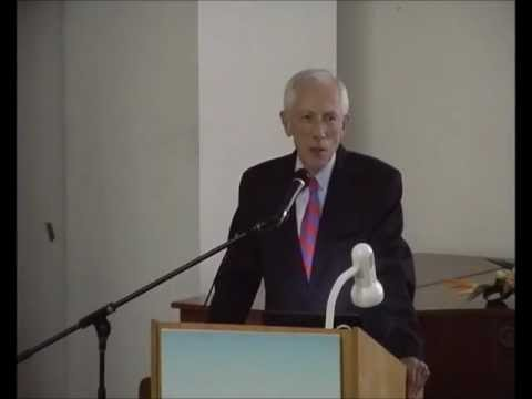Stanley Fischer at Taub Center Education Conference