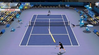 3D Tennis (by Mouse Games) Android Gameplay [HD]