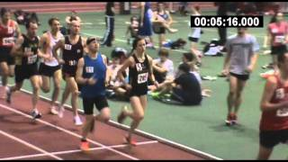 2011-2012 BU Mini Meet #3 - 3000m (Section 5)