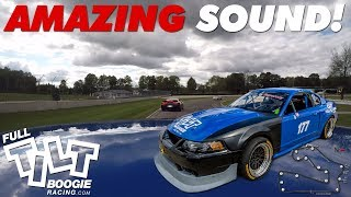 homepage tile video photo for MOST EPIC SOUNDING MUSTANG RACE CAR @ROAD AMERICA