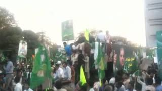 PML N jalsa Lahore, 28th October.