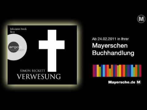 Verwesung YouTube Hörbuch Trailer auf Deutsch