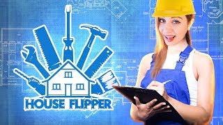 HOUSE FLIPPER #01 - HÖMMA WER DA HÖMMAT ● Let's Play