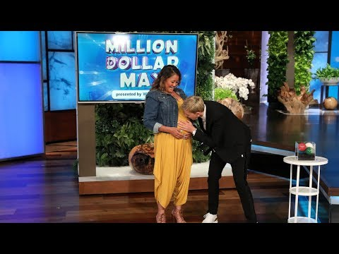 Mom-to-Be Rolls Her Way Through Million Dollar May