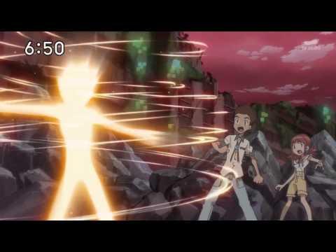Digimon Xros Wars Capitulo 78 La aparicion de todos los lideres sub esp)