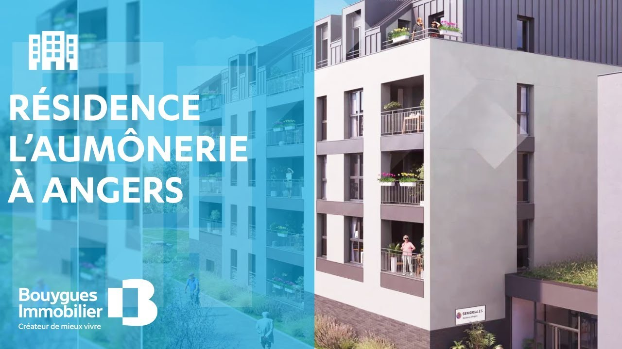 un appartement neuf a angers
