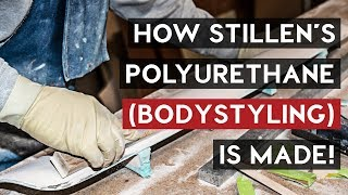 homepage tile video photo for How STILLEN's Polyurethane (Bodystyling) is Made