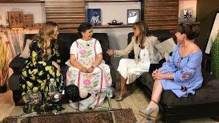 #SagaLive con Raquel Bigorra, Lisset y Beatriz Paredes