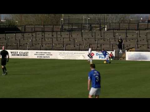 SPFL Championship: Ayr United v Queen of the South