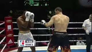 +91kg Arslanbek MAKHMUDOV (Baku Fires Azerbaijan) vs Jose Angel LARDUET (Domadores de Cuba)