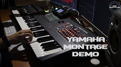 Yamaha Montage [Demo]