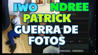 IWO NDREE y PATRICK | Pelea de FOTOS | Dota2