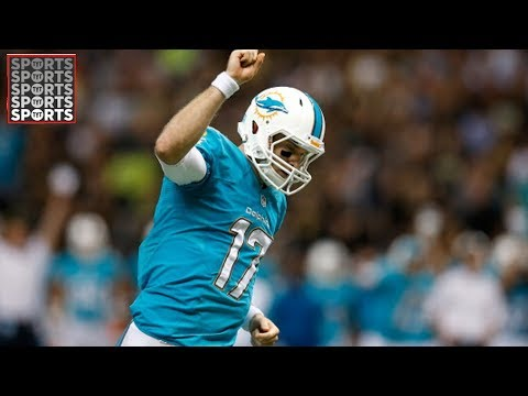 Ryan Tannehill Out for the Season?