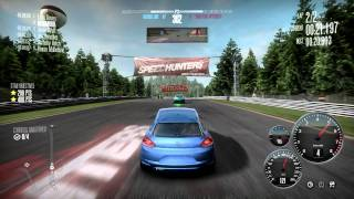 Need For Speed SHIFT PC game ON ATI RADEON MAX SETTINGS *HD* Gameplay