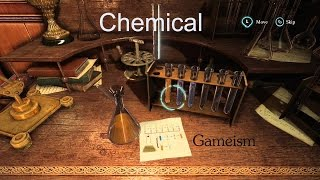 Sherlock holmes crimes & punishment case#1 chemical reagents solving.