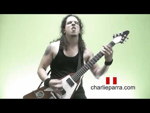 Crazy Train - a Randy Rhoads guitar solo tribute by Charlie Parra