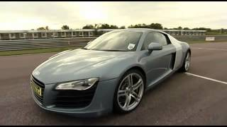 Audi R8 Driving Experience Thrill in Thruxton - Red Letter Days