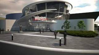 Wings Over Salina - Architectural Animation