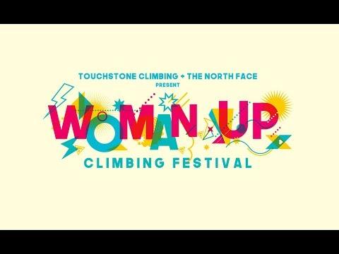 Woman Up Climbing Festival 2017
