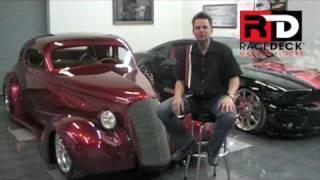 Racedeck® Garage Flooring & Kindig It Design Testimonial - Racedeck.com