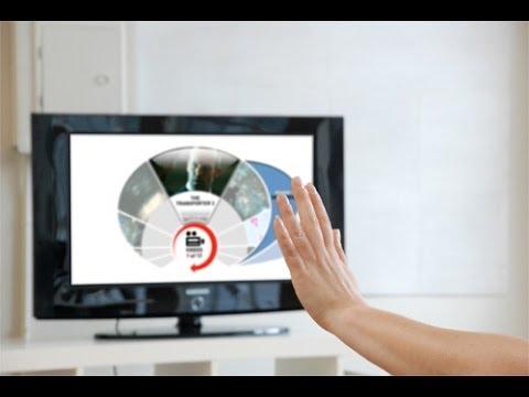 Управление компьютером жестами