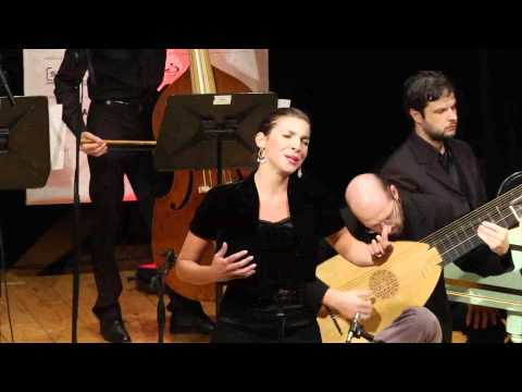 """Giuseppina Bridelli - Concorso Internazionale di Canto """"Renata Tebaldi"""" 2013"""