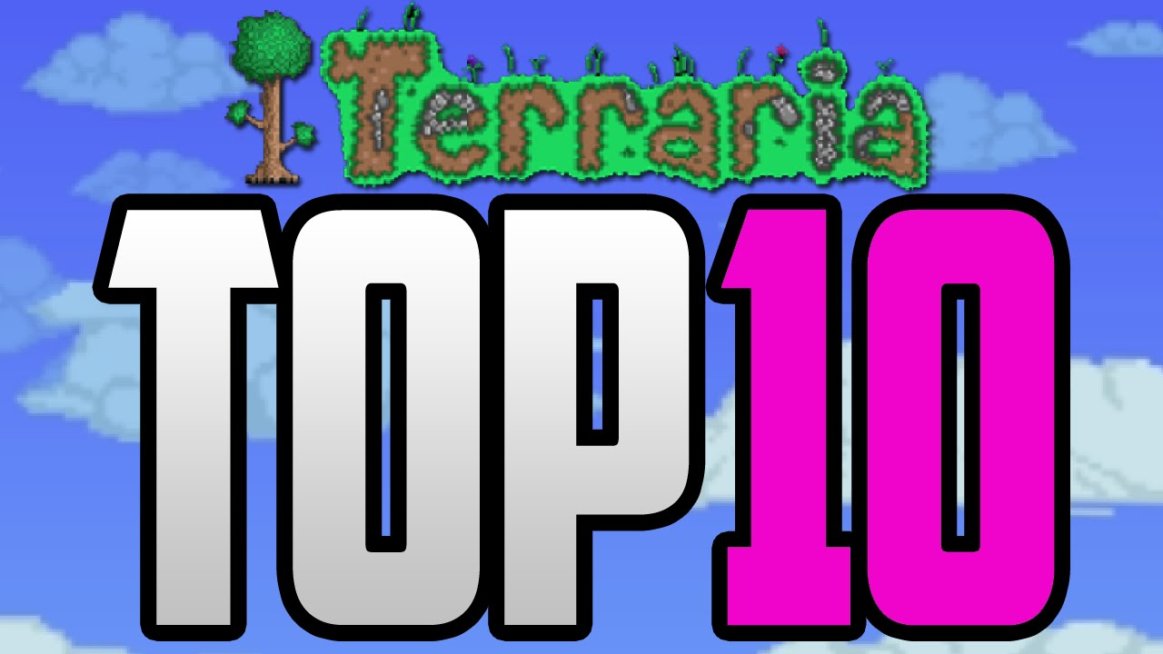 Top 10 Houses In Terraria The Best Houses In Terraria