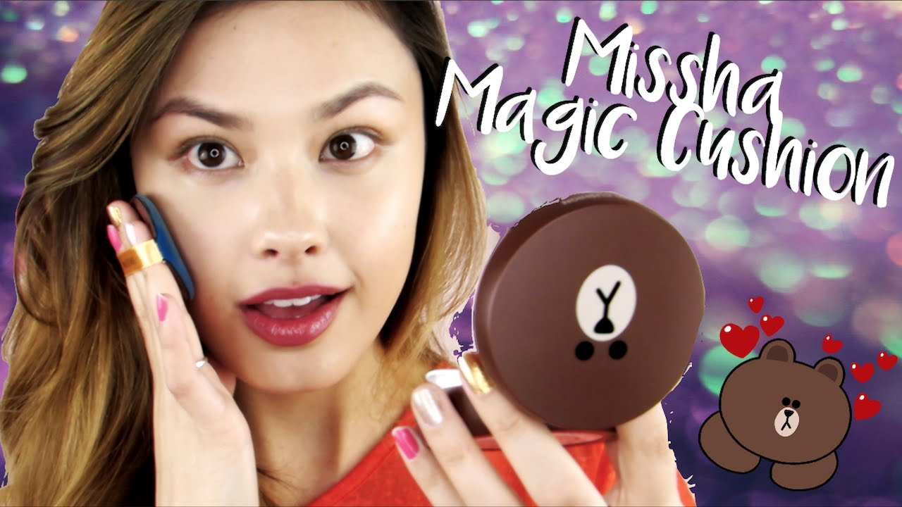 First Impressions Missha Line Magic Cushion Review The Beauty Breakdown