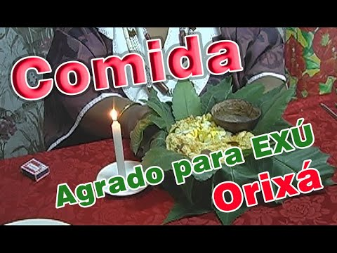programa 001 - Exibido em 03 e 05/08/2013 + Comida para Exú