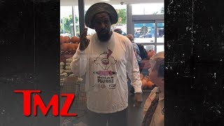 Mr. T Chats with Cub Scouts and Gives Them Talking Mr. T Keychain | TMZ